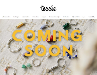 Tessie Store coming soon